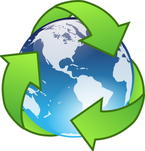 Water recycling Earth