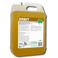 Orbit Carpet Cleaning Chemical