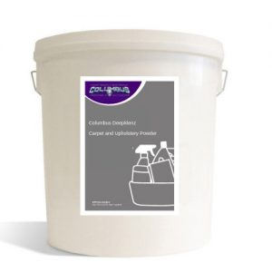 Columbus Deepklenz Carpet and Upholstery Cleaning Powder