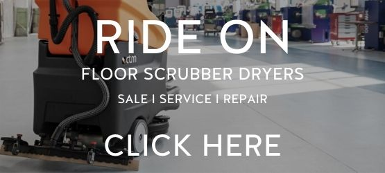 industrial ride on scrubber dryers