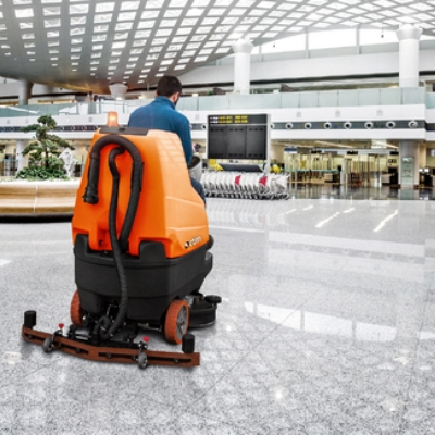 CTM Kron Zero Ride on Floor Scrubber Dryer