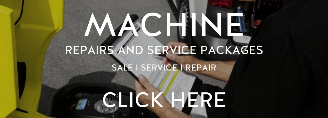 Cleaning Machine Repair and Servicing